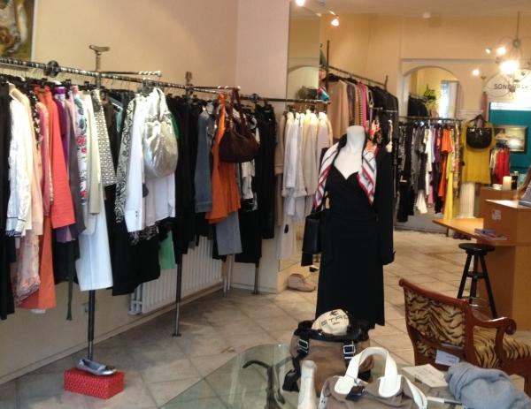 Charlottenburg - Secondhand-Läden-Streifzug