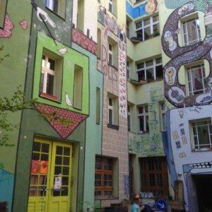 Shops in Friedrichshain