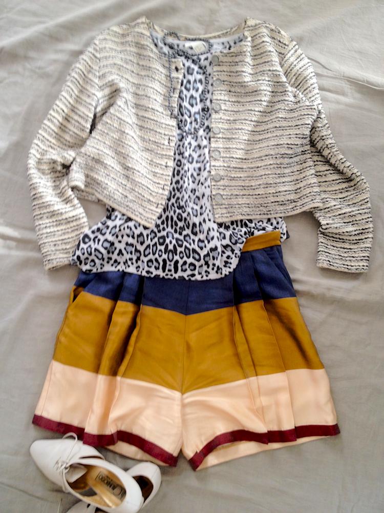 Stylebook Shorts