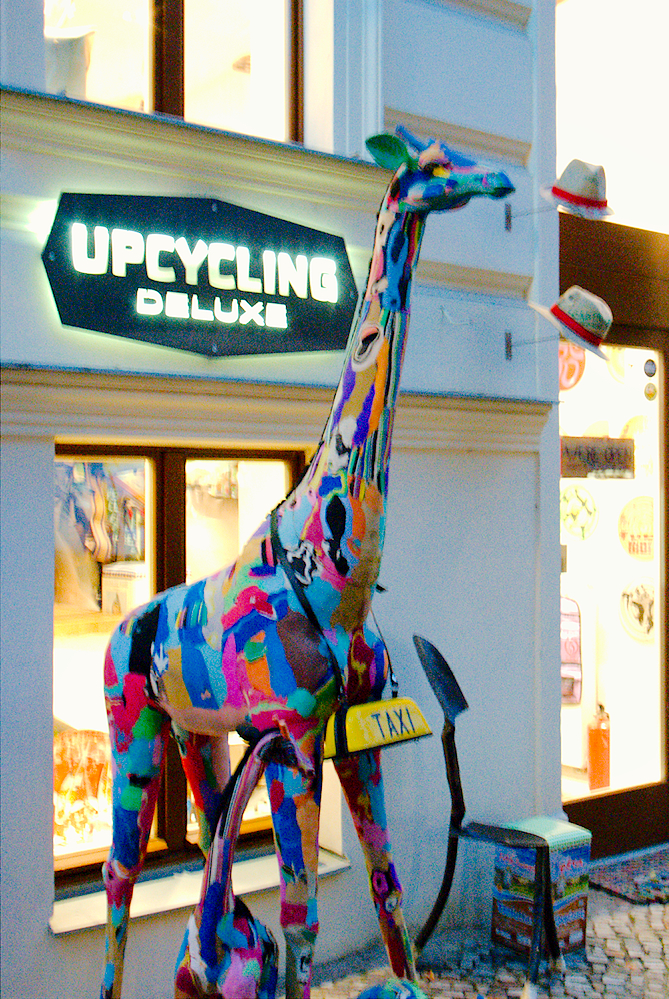 Upcycling Deluxe