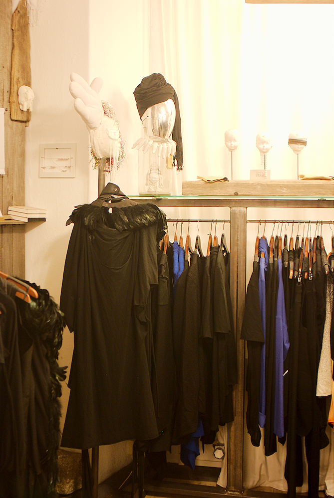 Showroom und Atelier von Thoas Lindner