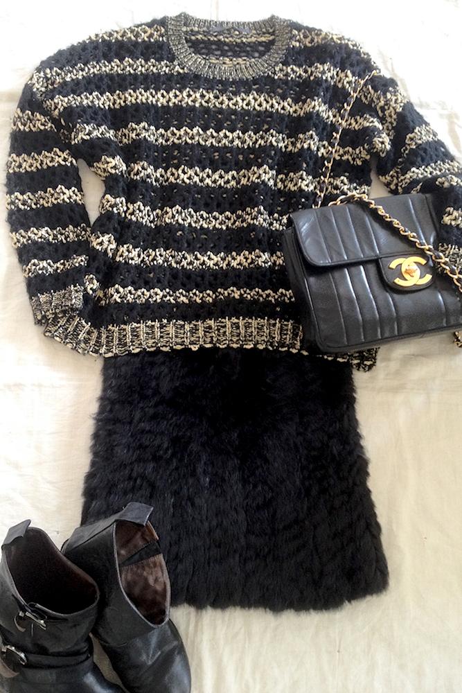 Stylebook - Black & Gold