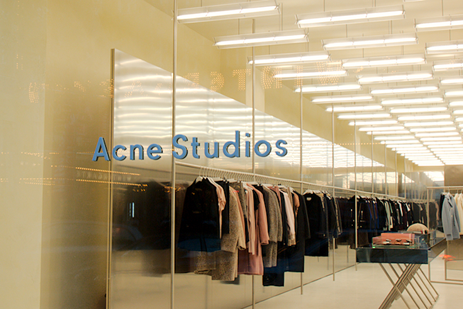 Acne Studios Flagshipstore