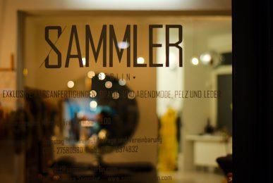Store-Opening bei SAMMLER Berlin