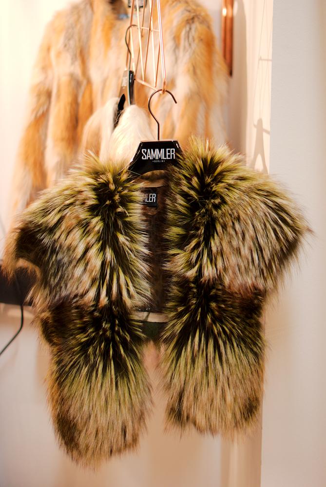 Store-Opening SAMMLER Berlin