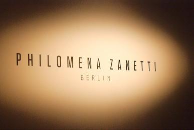 Präsentation von Philomena Zanetti