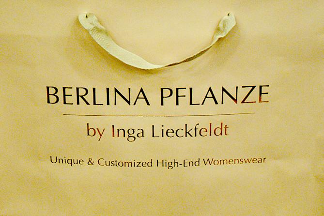 Berliner Label: Berliner Pflanze