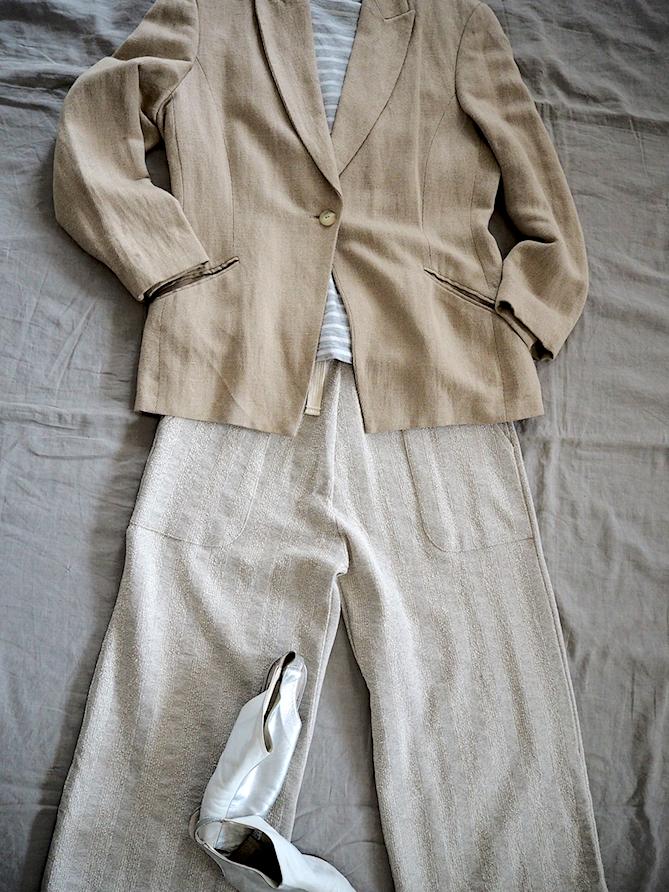 Stylebook: Culotte mit Streifen