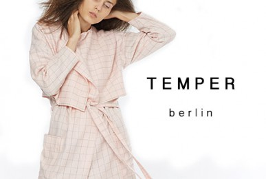 Berliner Label: TEMPER