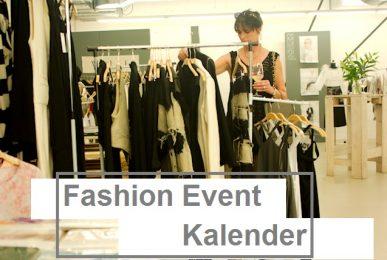 Fashion Event Kalender