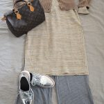 Stylebook: Kleid über Hose