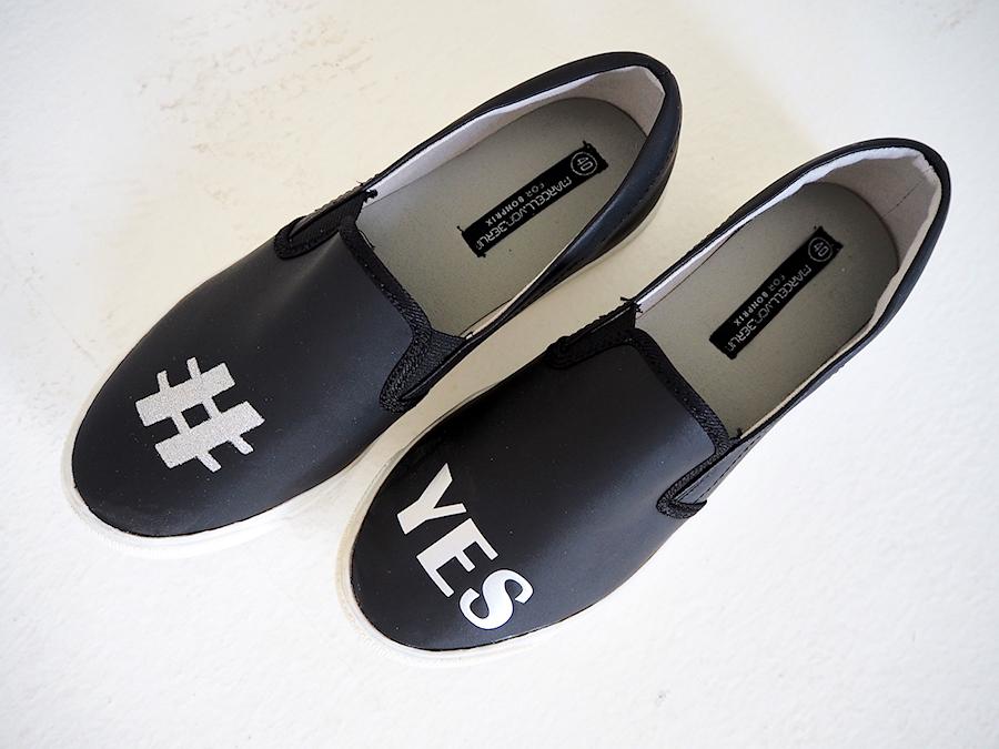 Schuhe bei den GPD´s