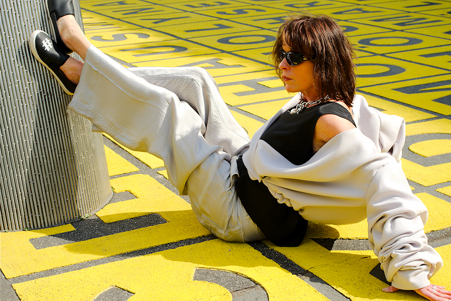 Outfit-Shootings für den Blog - Fashion, Art and Fun