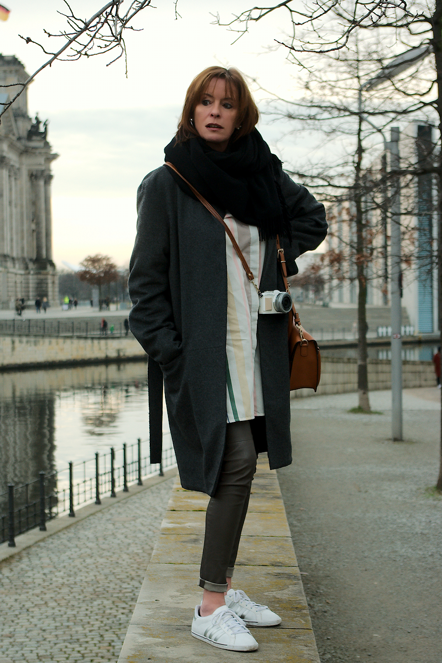 Outfit-Shootings für den Blog - Sitz, Platz, Fuß