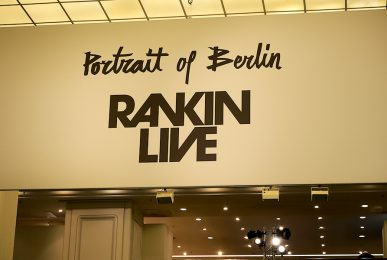 Rankin Live - Portrait of Berlin