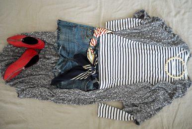 Stylebook: Denim Shorts