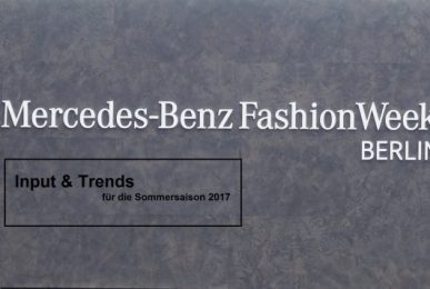 Input aus der Fashion Week Sommer 2017