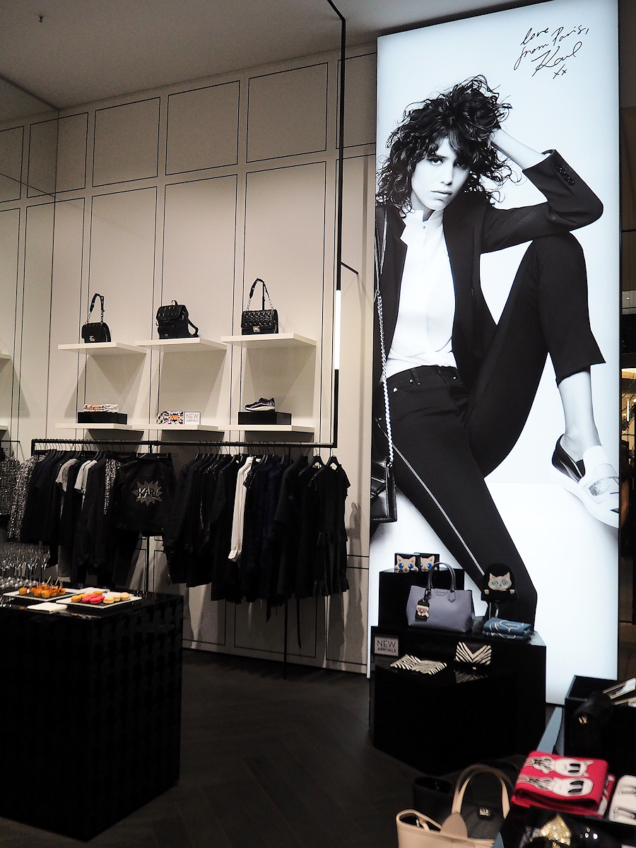 Herbstkollektion von Karl Lagerfeld