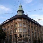 """Die Mercedes-Benz Fashion Week im ehemaligen """"Haus der Mode"""" Kaufhaus Jandorf"""