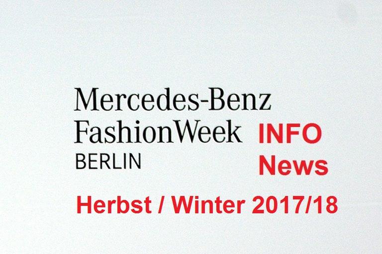 Mercedes-Benz Fashion Week HW 2017/18