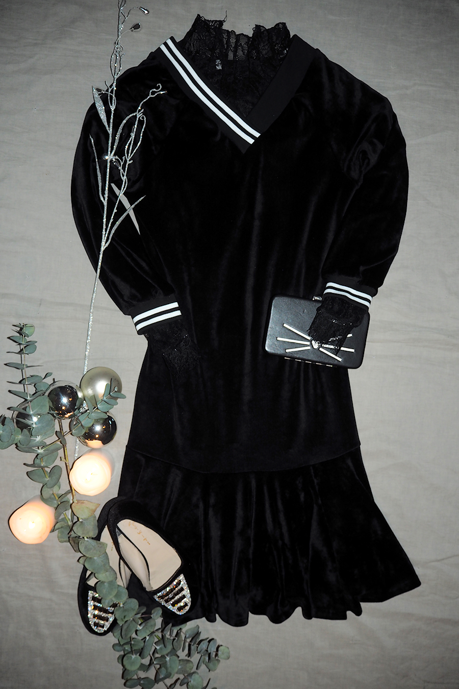 Just-take-a-look.berlin - Stylebook - Weihnachtsoutfit
