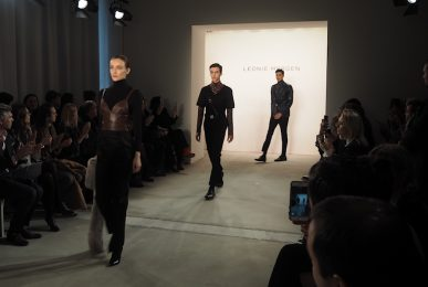 Just-take-a-look.berlin - Runwayshow von Leonie Mergen