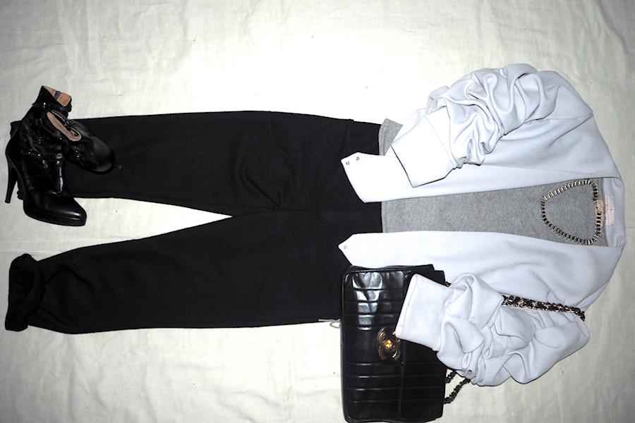 Just-take-a-look.berlin - Stylebook - How to wear a fancy jacket - Jacke- Marina Hoermanseder