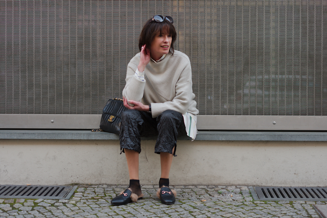 Just-take-a-look.berlin - Outfit - Alte Freunde - Neue Freunde