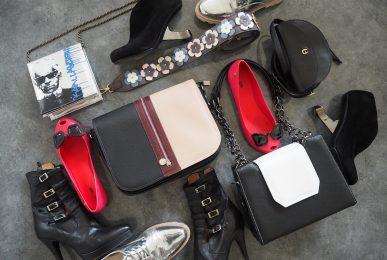 Just-take-a-look.berlin - Typisch Frau Meine Taschen, meine Schuhe, meine Lieblinge