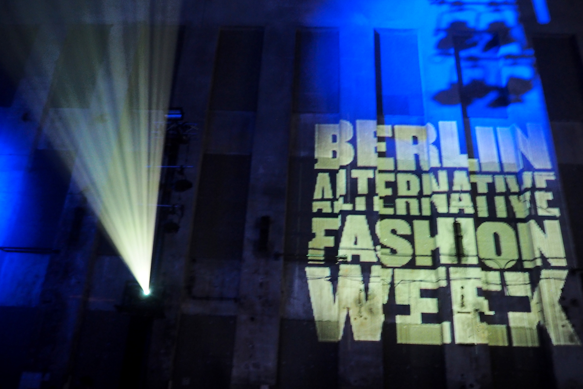 Just-take-a-look.berlin - Berlin Alternative Fashion Week 2017