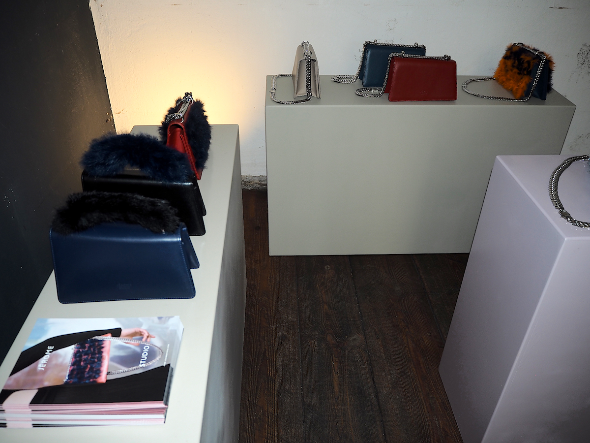 Just-take-a-look.berlin - Look in the Showrooms - Vol.2- German Press Days Berlin