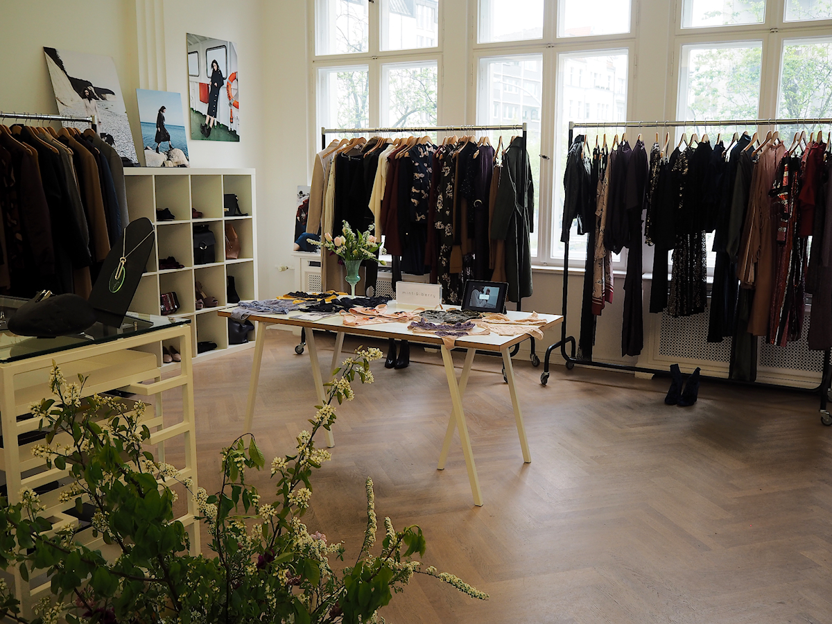 Just-take-a-look.berlin - Look in the Showrooms - Vol.2 - German Press Days Berlin