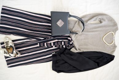 Just-take-a-look.berlin - Stylebook - How to wear a culotte with stripes