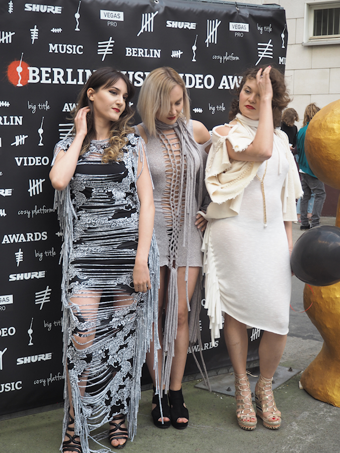 Just-take-a-look.berlin - Fashion Show beim Berlin Musik Video Awards