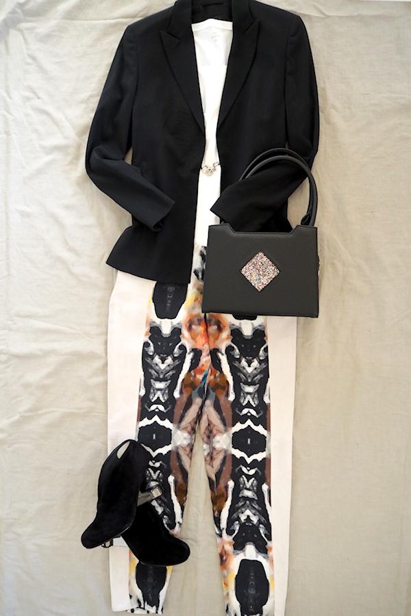 Just-take-a-look.berlin - Stylebook - Designer Print-Pants