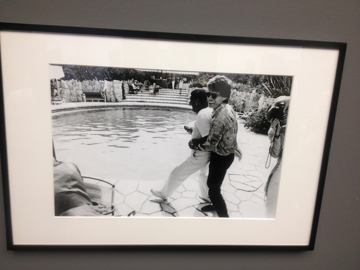 Just-take-a-look.berlin - Photoausstellung - Undressed - Unseen - Pool Party