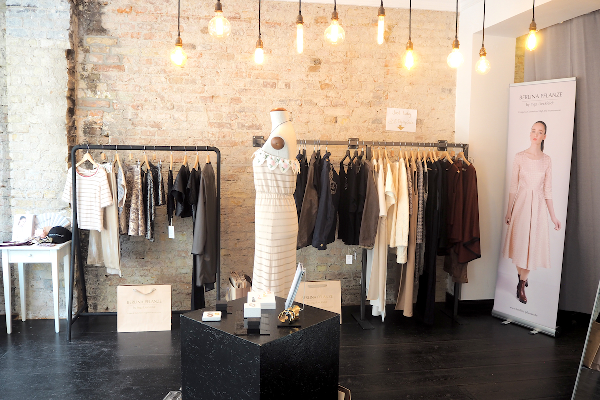 Just-take-a-look.berlin - Pop Up Event bei SHOWROOM.DE
