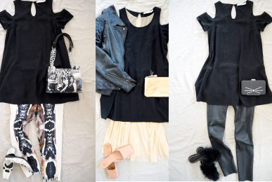 Just-take-a-look-berlin - Stylebook - Dress With Cold Shoulder