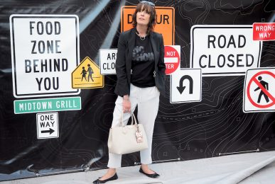Just-take-a-look.berlin - Outfit No Show zur Fashion Week Tag 1