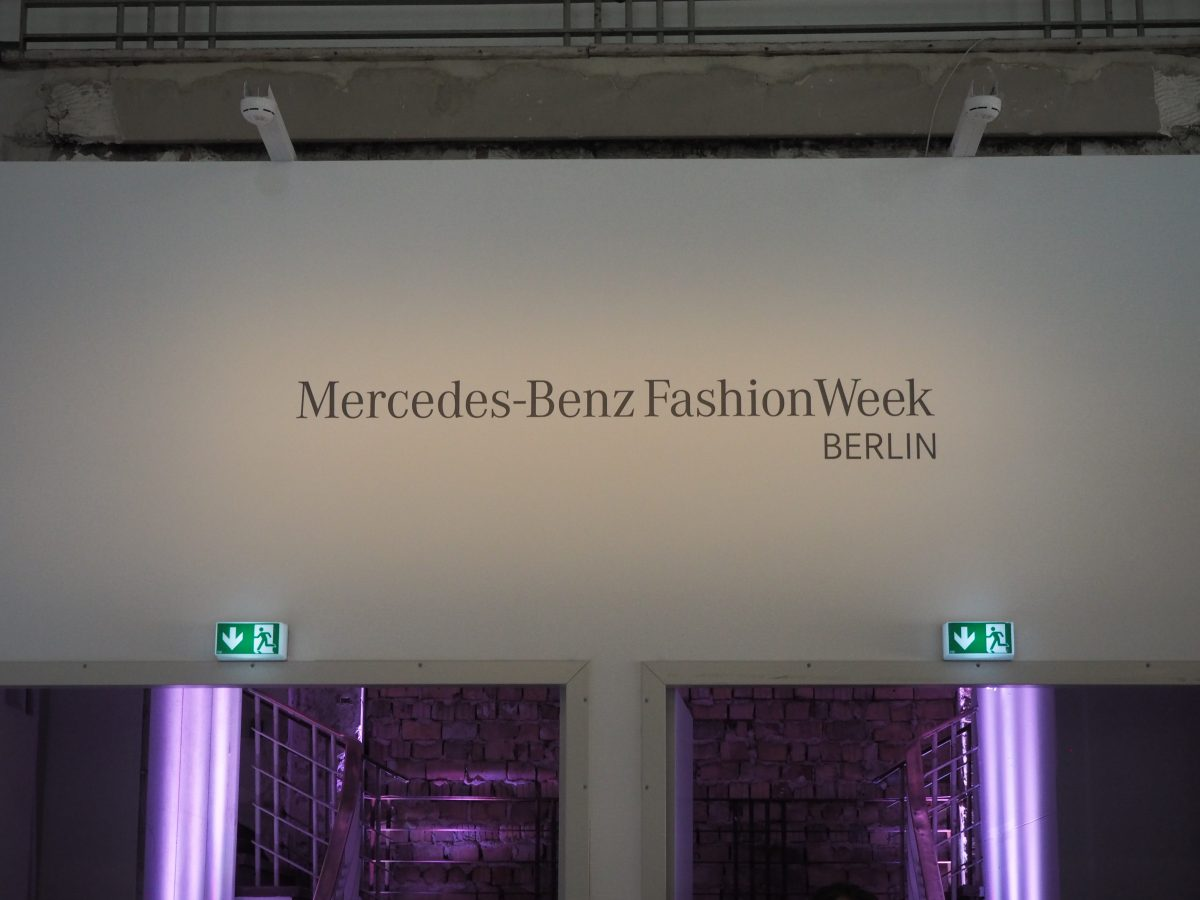 Just-take-a-look.berlin - Mode Woche Berlin - Fashion Week Summer Edition 2017 Tag 2