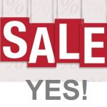 Yes zum Sale!