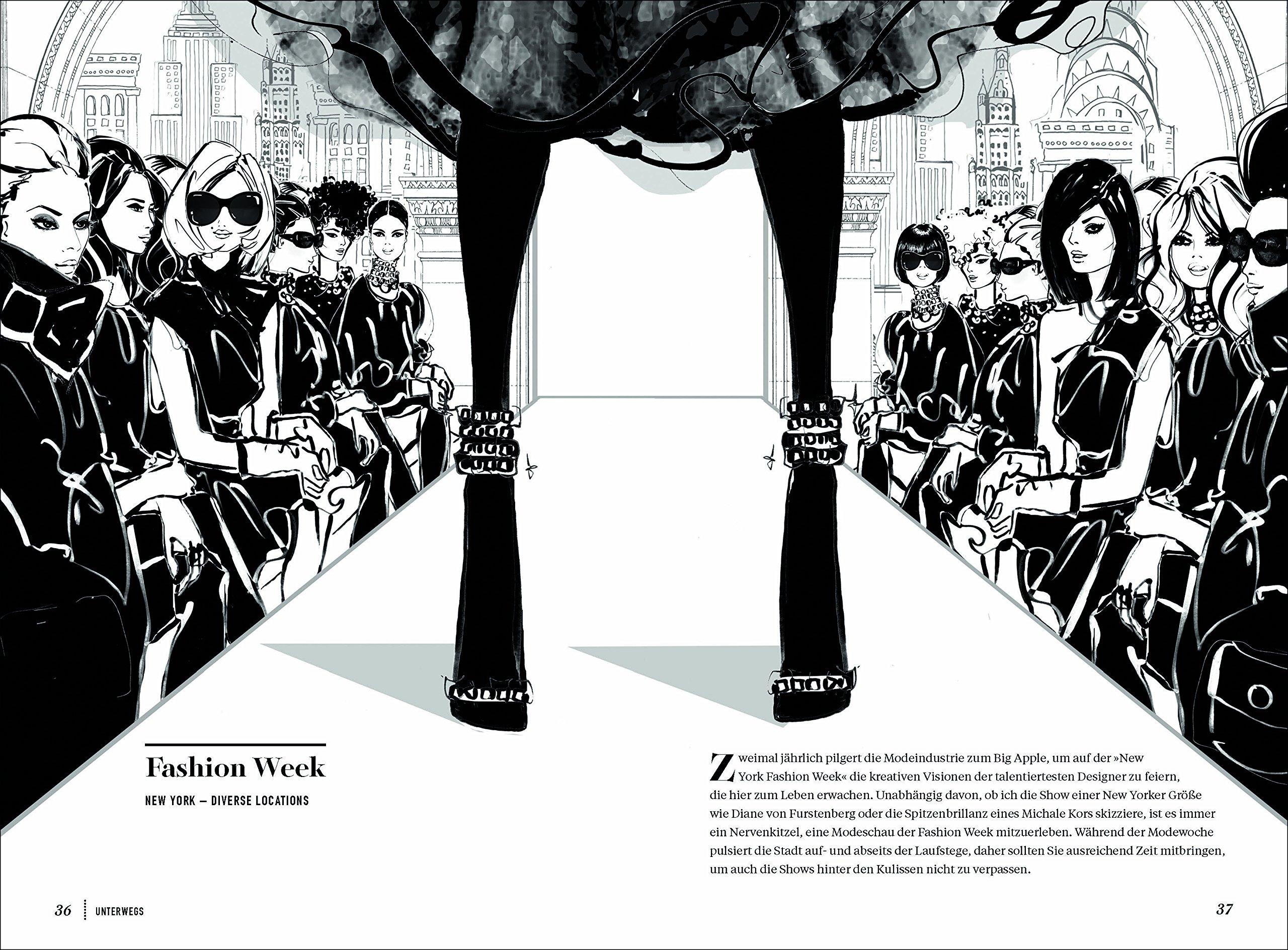 Just-take-a-look Berlin - Fashion & Literatur 13 - Megan Hess