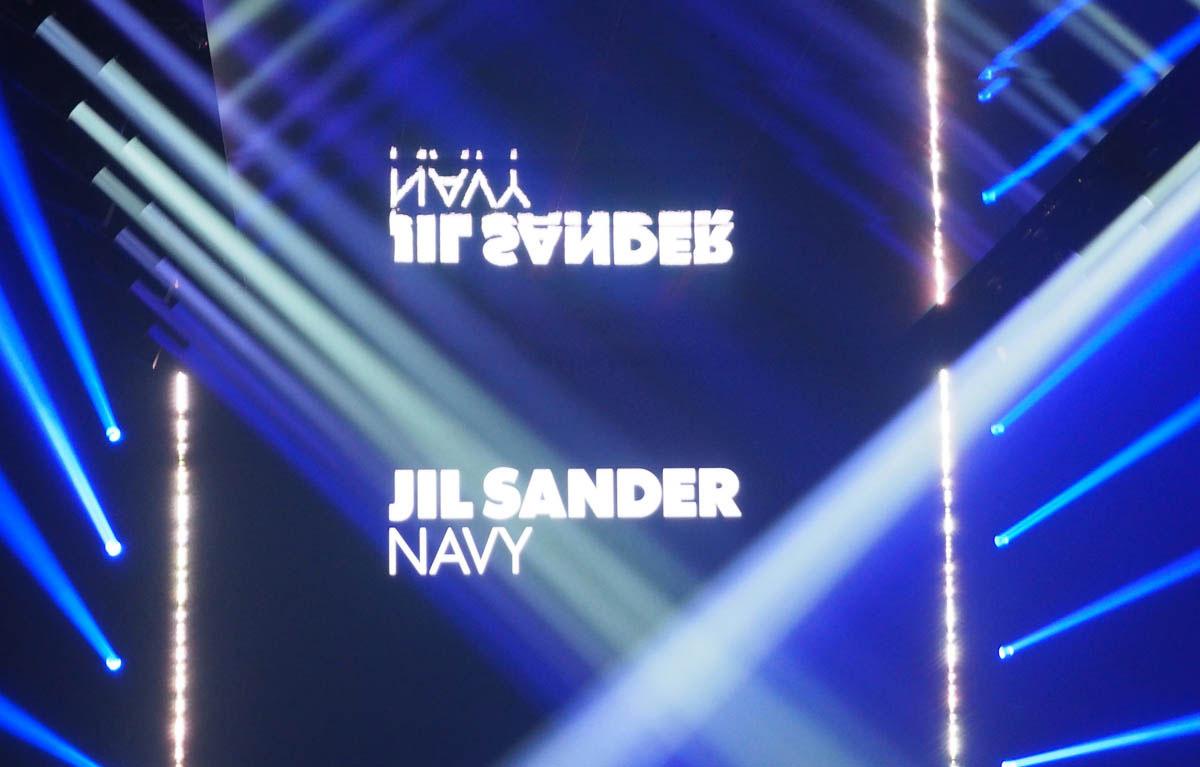 Just-take-a-look Berlin Jil Sander Navy