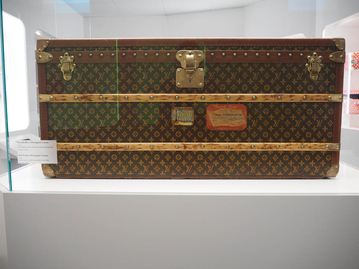 Just-take-a-look Berlin Louis Vuitton Time Capsule Exhibition Berlin