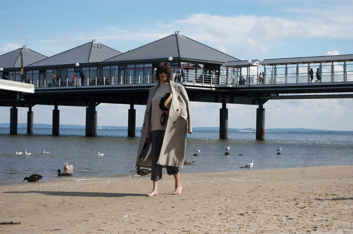 Just-take-a-look Herbst Outfit Einfach mal raus Usedom