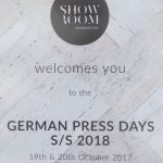 Just-take-a-look Berlin - German Press Days S/S 2018