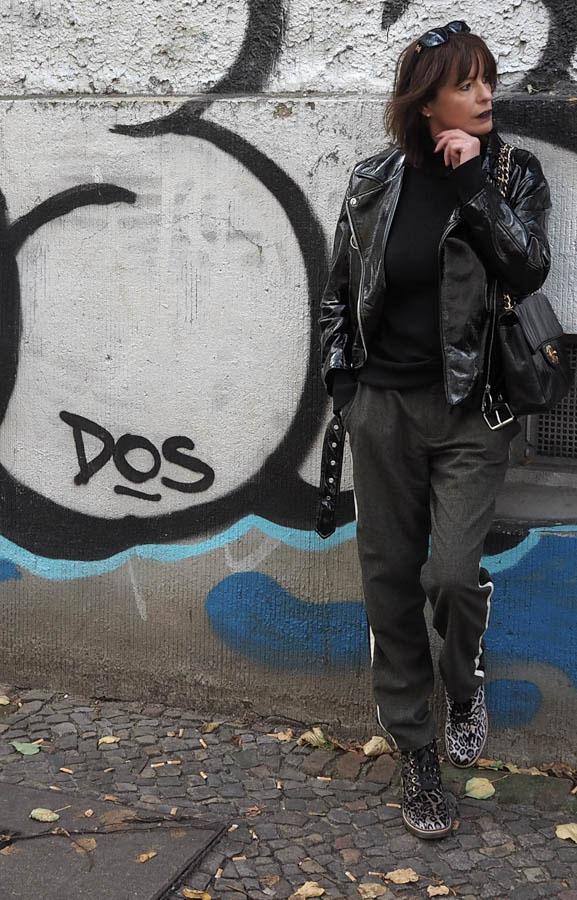 Just-take-a-look Berlin - In einer Straße von Berlin