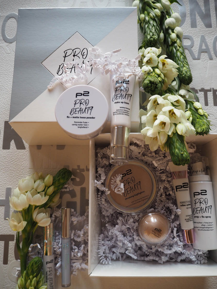 Just-take-a-look Berlin - P2 Pro Beauty Box - P2 Cosmetics