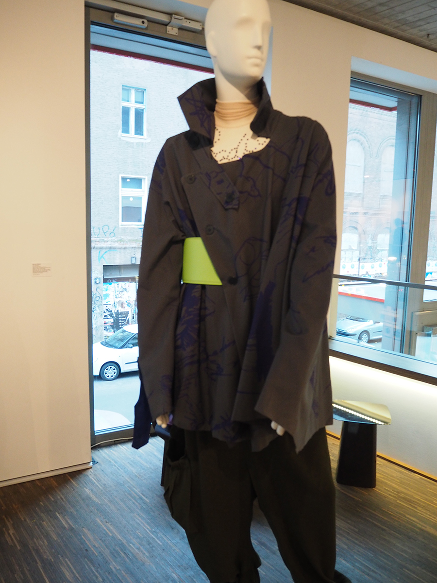 "Ausstellung ""FASHION- Objects, Concepts & Visions"""