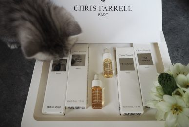 Just-take-a-look Berlin - Chris Farrell Cosmetics - Schönheit kennt kein Alter